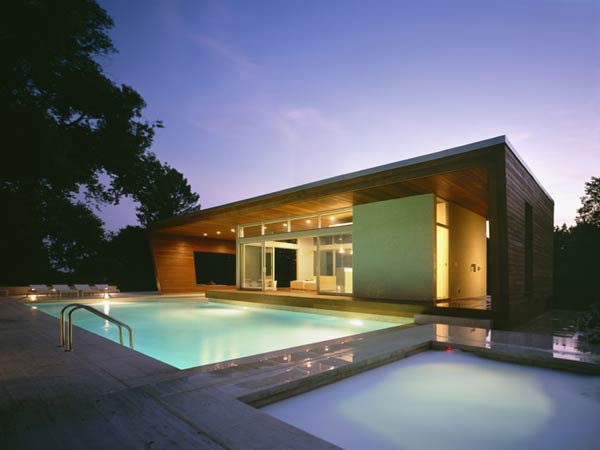 Beautiful Pool House 9 house decorating