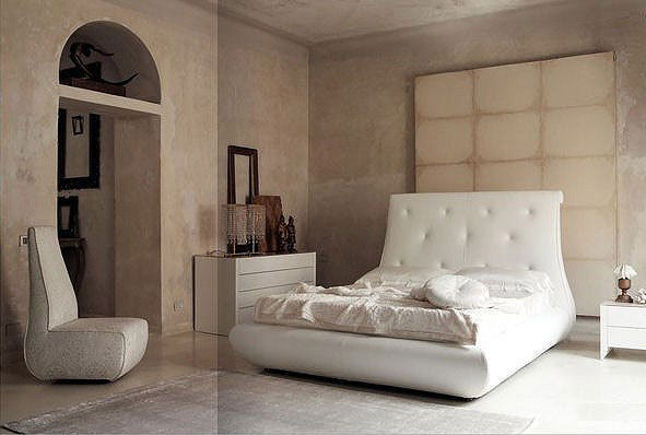 Luxury Ideas and Decor by Cattelan Italia bedroom noir