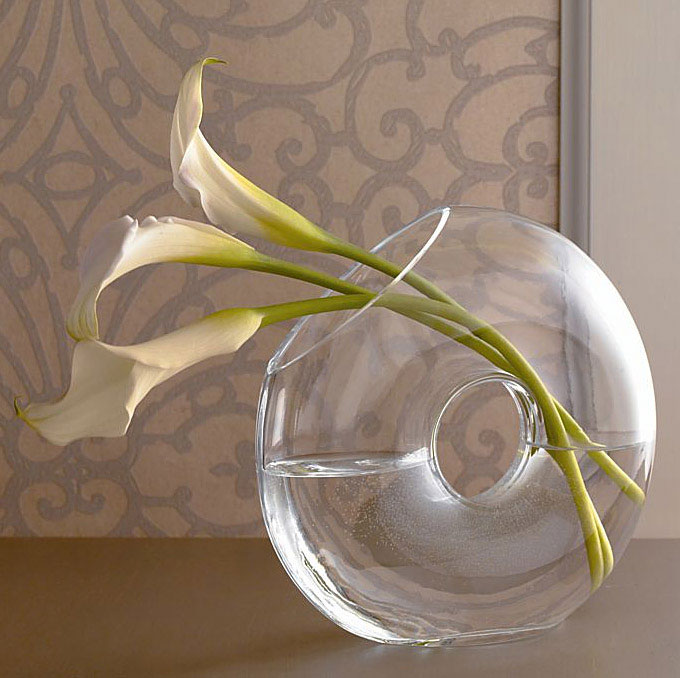 Green Home Accents calla lily