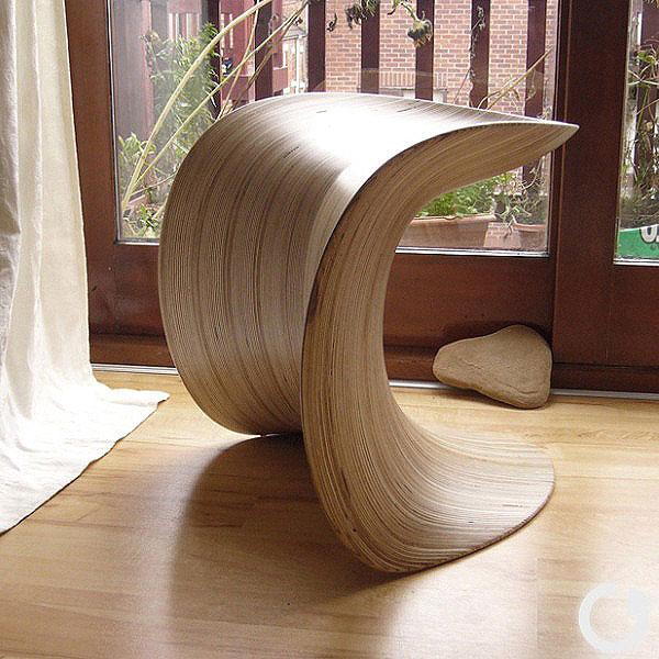 leaf-stool