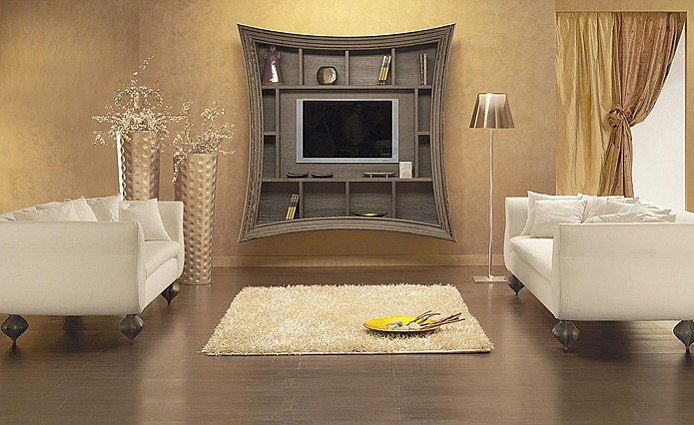 Artistic and Luxury Frames yellow interior