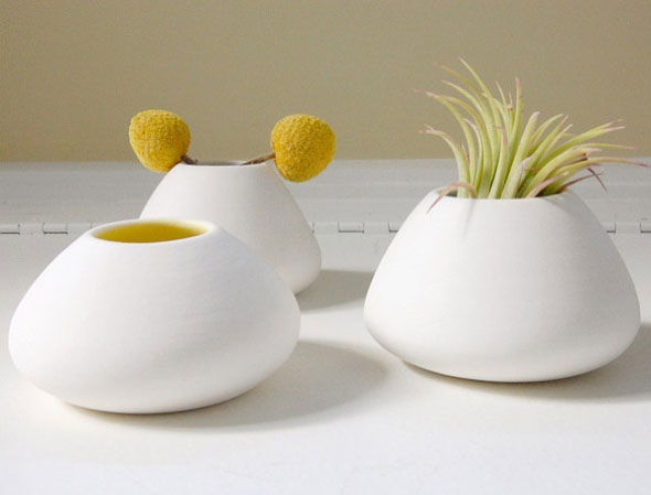 Pigeon Toe Ceramics vazes and pots