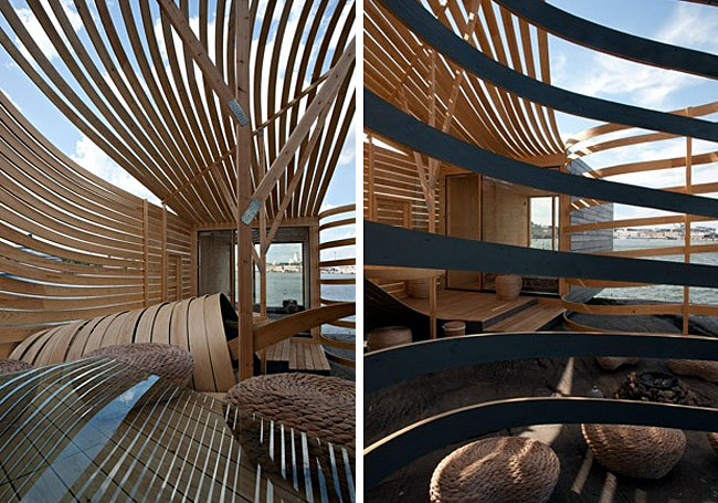 Wooden design hotel interiorzine for Wooden hotel design