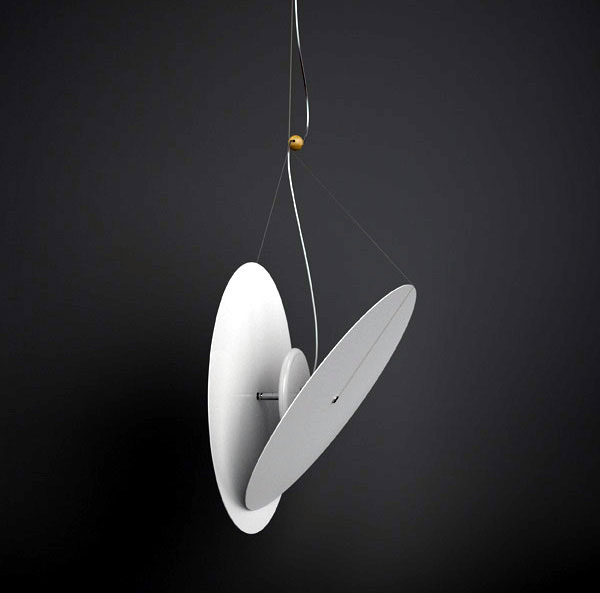 Lighting Design by Nathalie Dewez diabolo3 llamp