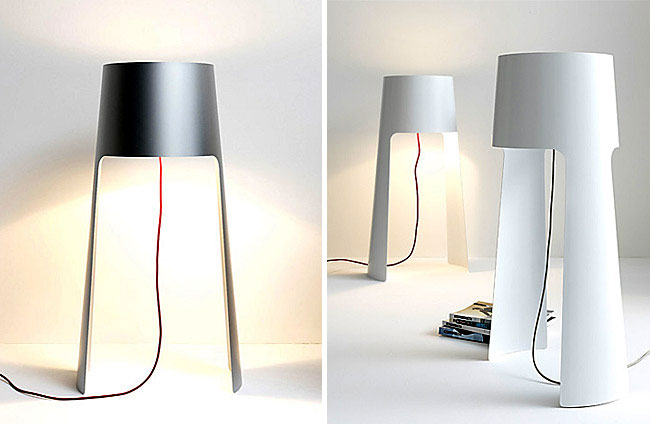 Extremely Simple Lamp floor lamp
