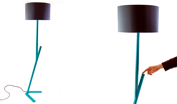 Basic Functional Forms happy lamp