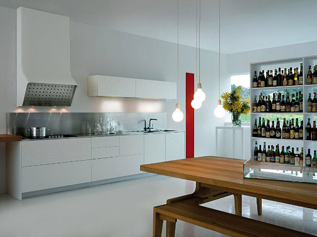 Functional and Modern Kitchen by Schiffini  mesa by schiffini