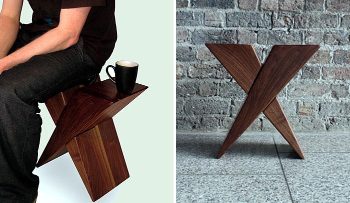 Basic Functional Forms multifunctional stool
