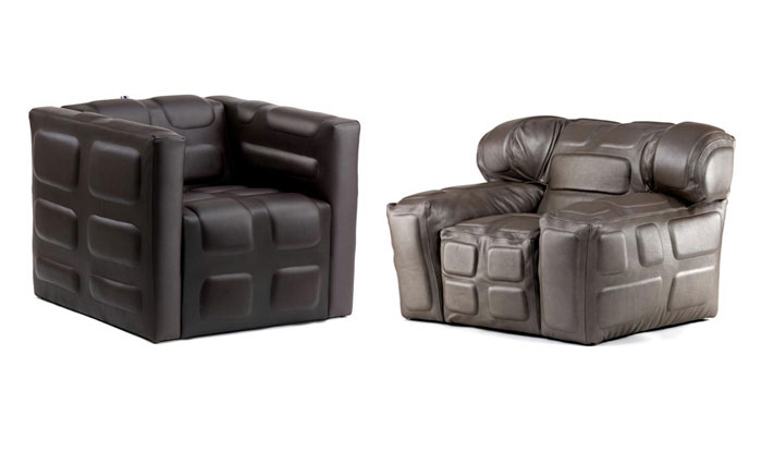 Sport Inspired Furniture protective pads chair
