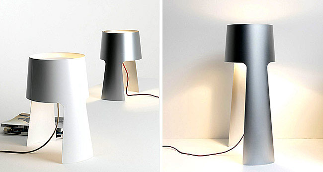 Extremely Simple Lamp table lamp