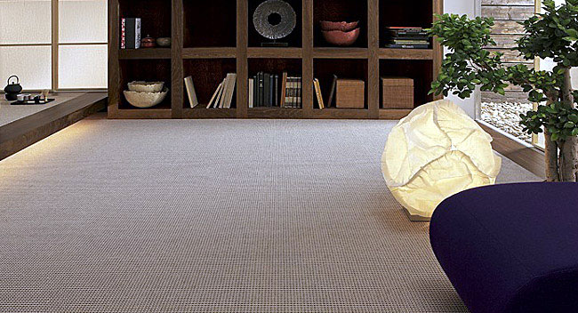 Modern and Innovative Carpets wool linen carpet