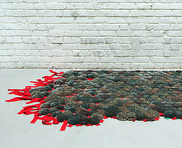 Textile Design by Laure Kasiers carpet