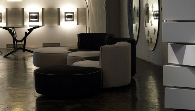 Ergonomic sofas by Mussi  innovative system