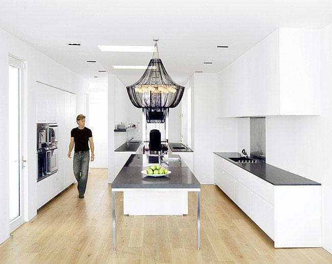 Renovated Home modern aesthetic kitchen