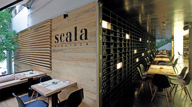 Real Metropolitan Diamond scala winery