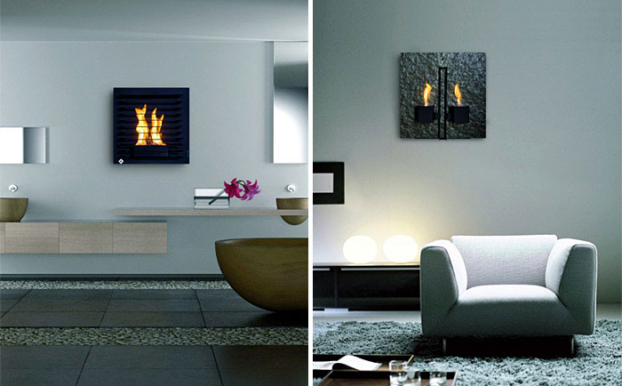 Wall Mounted Fire Places wall mount fireplaces