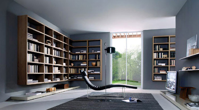 Crossing Collection of Bookcase bookcase