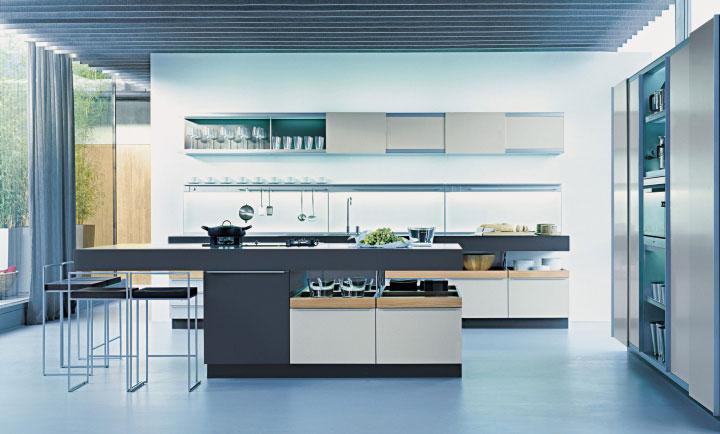Poggenpohl Kitchens Interiorzine