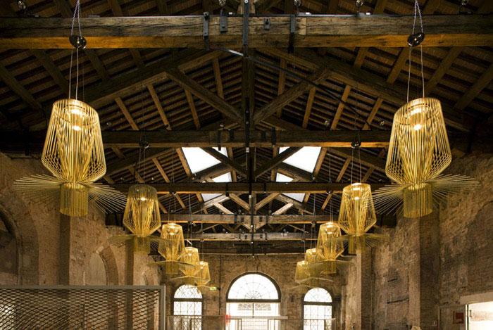Foscarini Sponsor of the Art Biennale in Venice - InteriorZine