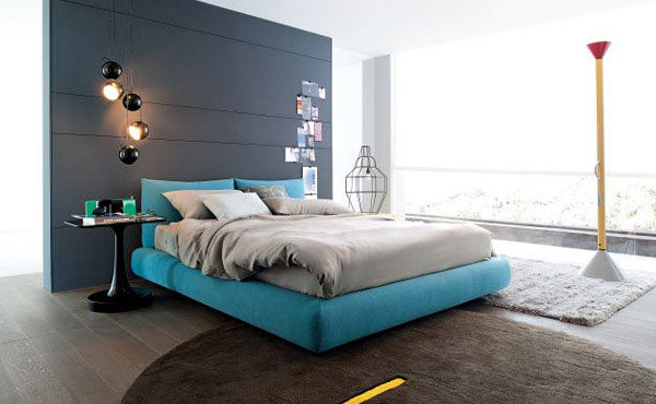 My Life in 80m² by Poliform poliform bedroom