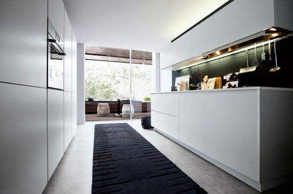My Life in 80m by Poliform poliform kitchen