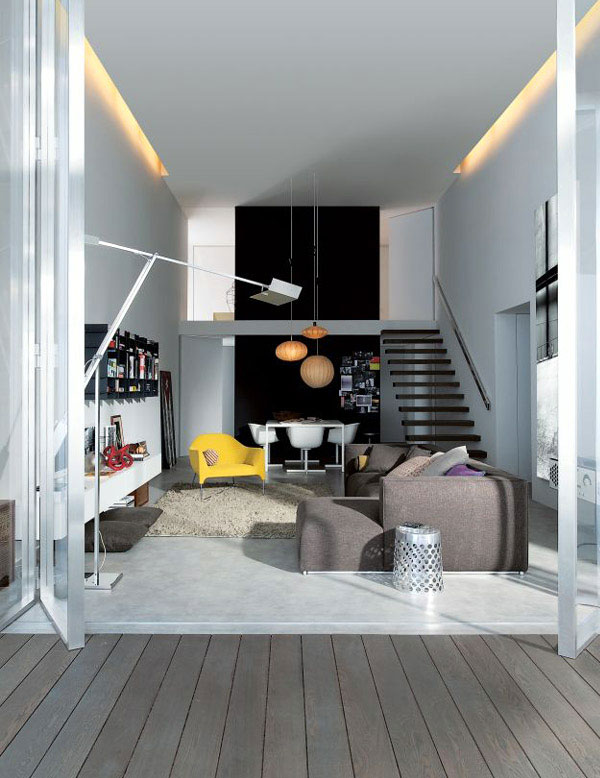 My Life in 80m² by Poliform poliform livingroom