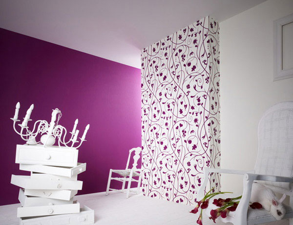 Classical Wallpaper Collection wallpaper collection purple