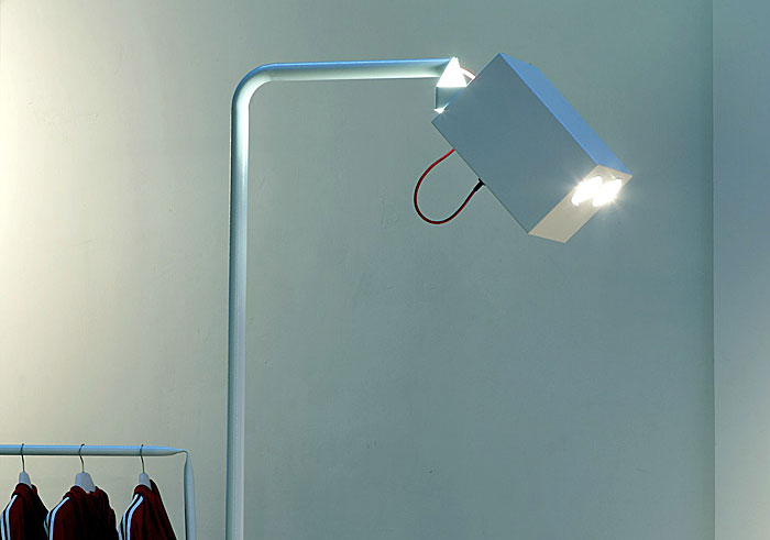Pendant Luminaire by Rupert Kopp bigblock lighting