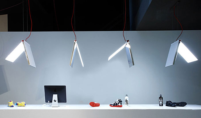 Pendant Luminaire by Rupert Kopp lappland lighting