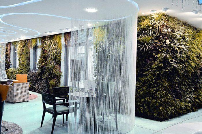 Club Med Interior phyto design