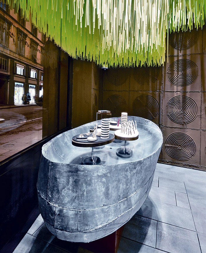 Dodo Boutique by Paola Navone refined showcase