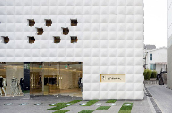 The Flagship Typology single store phillip lim