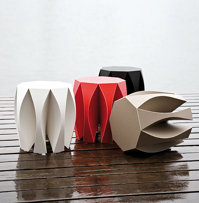 NOOK a Stool Made From