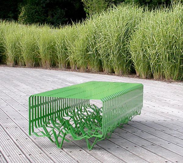 urban bench   interiorzine