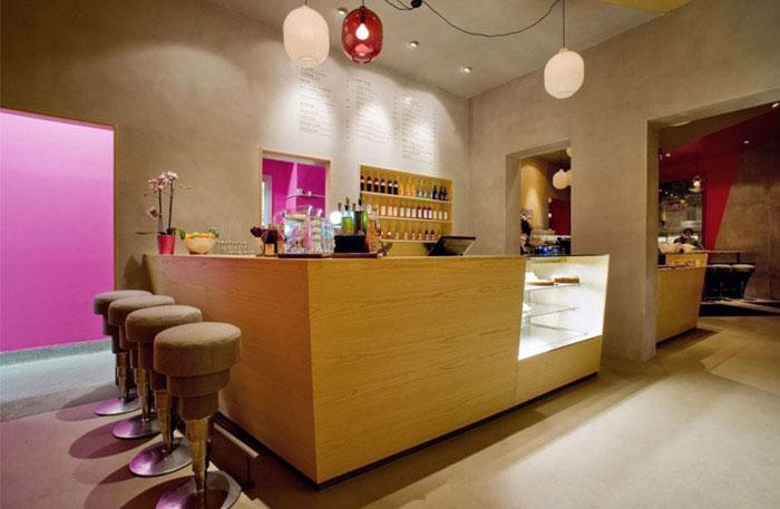 Interior Designing Interior Cafe Desgins