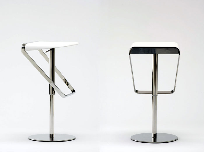 Contemporary Bar Stools ~ Contemporary bar stool interiorzine