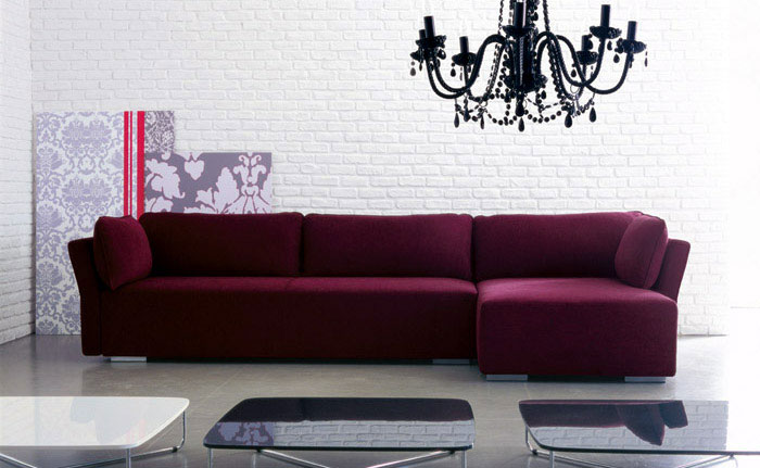 Cool and Contemporary Sofas contemporary two three seater sofas