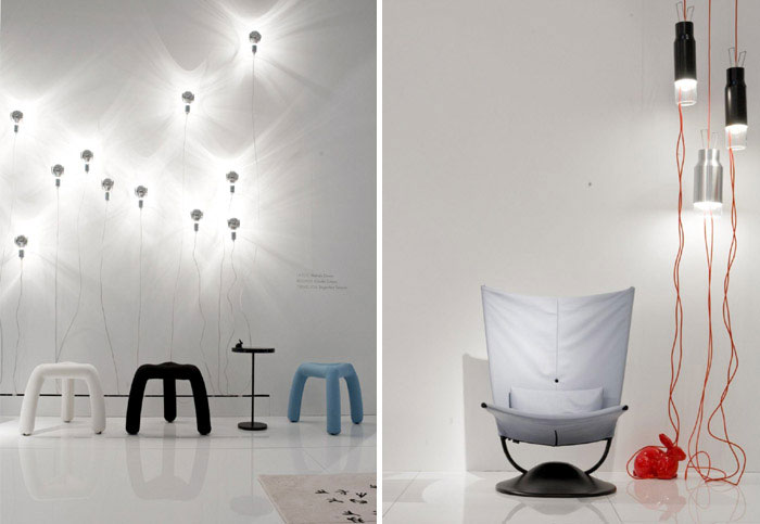 Ligne Roset at the Maison &amp; Objet ligne roset lighting