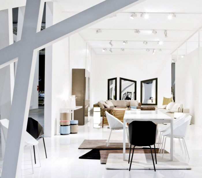 Ligne Roset at the Maison &amp; Objet ligne roset space