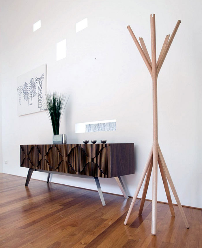 The Glissando modern piece furniture