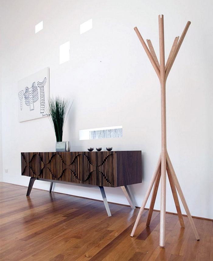 The Glissando modern piece furniture