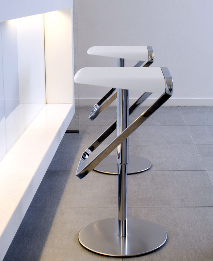 Contemporary Bar Stool  sera bar stool