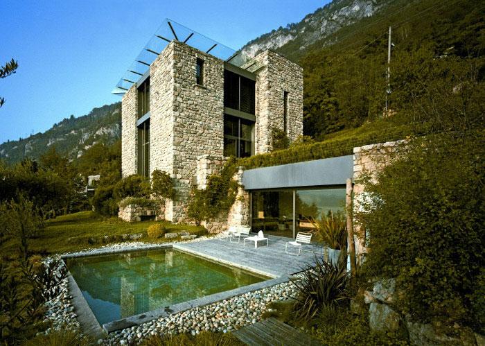 The Stone House stone house