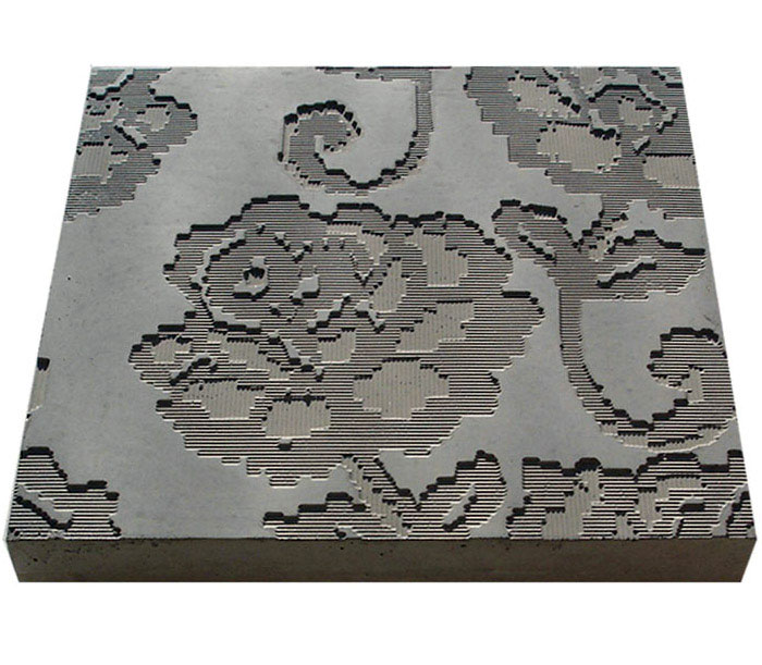 Three Dimensional Lace three dimensional tile