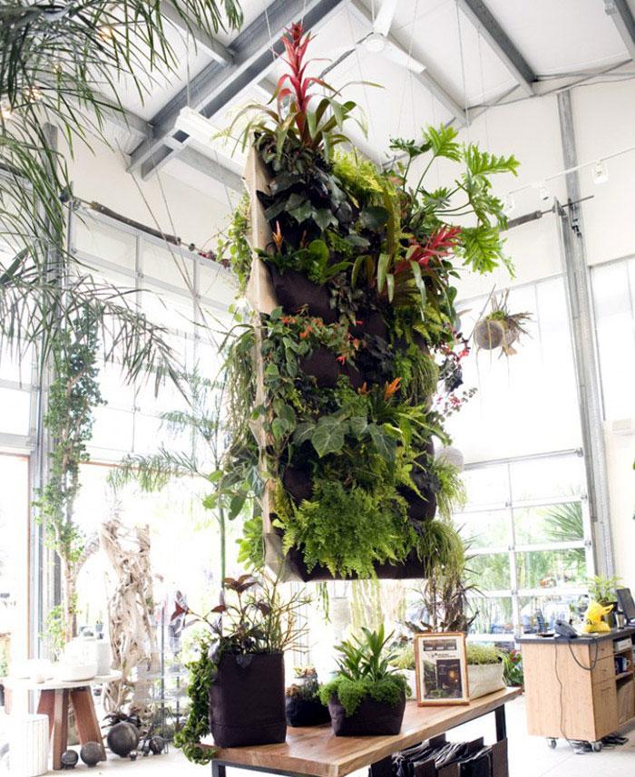 Modular Gardening Containers vertical gardening