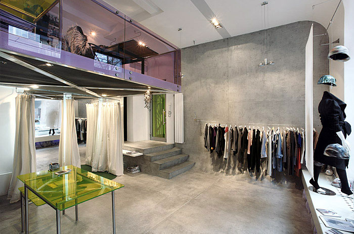Fashion Studio  interior fashion studio