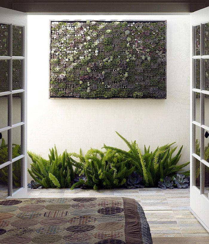 Vertical Succulent Garden modular system garden