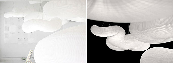 Poetic Beauty and Pragmatic Innovation molo studio lighting