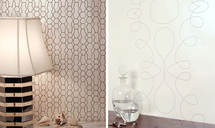 Eco Friendly Wallpaper by Madison and Grow traditionally contemporary wallpaper