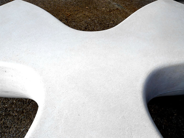 Concrete experiences based on abstract concepts concrete table